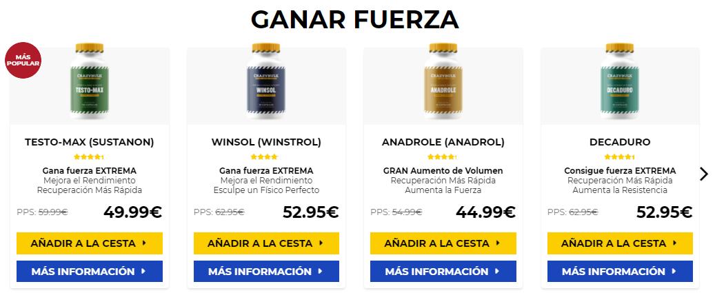 comprar esteroides no paraguai Clenbuterol